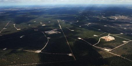 AUSTRALIA'S GAS EXPLORERS