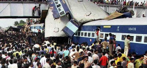 15,000 People Die Every Year Because of Indian Railways Inefficiency