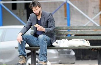 The Sad Life of Keanu Reeves