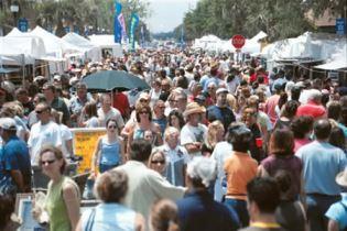 Massive turnout seen at Melbourne Art Festival