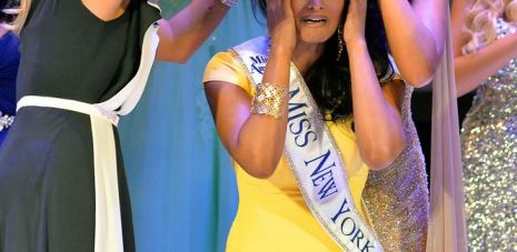New Miss America becomes the victim of online racial attacks