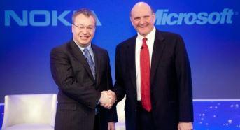 Why Nokia gave itself away to Microsoft?
