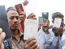 1.34 Lakh Indian workers forced to return home from Saudi Arabia