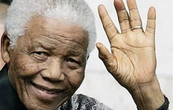 Nelson Mandela left for heavenly abode at the age of 95