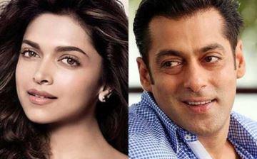 Salman Khan chucks Deepika out of his upcoming movie