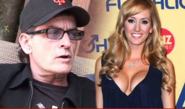 Charlie Sheen annoyed by media calling his future wife a porn star