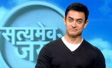 Aamir Khan feels contented on being the host of Satyamev Jayate