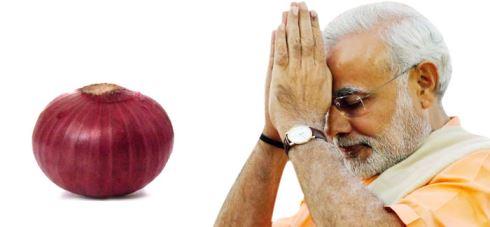 Narendra Modi'S New Opponent: The Onion