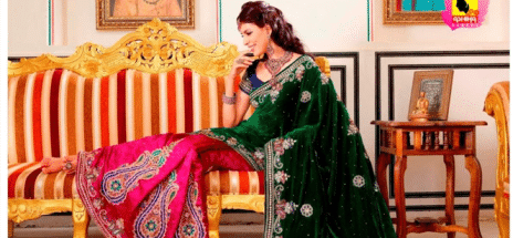 7 WAYS TO WEAR A BRIDAL SAREE