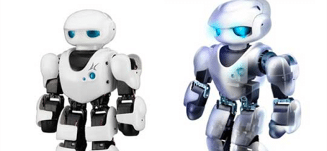 SHOULD ROBOTS BE MORE HUMAN?