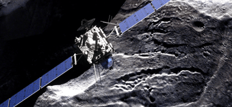 Rosetta Comet's Water is Different Than Earth's