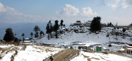 4 WINTER HOLIDAY DESTINATIONS IN INDIA