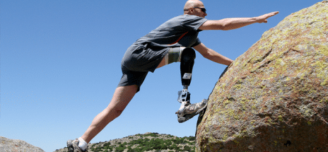 SMARTER PROSTHETICS FOR PARALYMPIANS