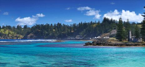 A WEEKEND GETAWAY: NORFOLK ISLAND