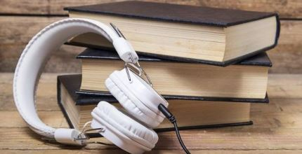 The booming business of Audio books
