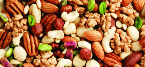 5 HEALTHIEST NUTS ON THE PLANET