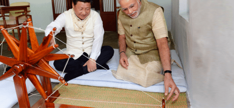 6 POINT TEMPLATE FOR INDIA-CHINA TIES
