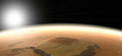 HOW BAD IS JET LAG ON MARS?