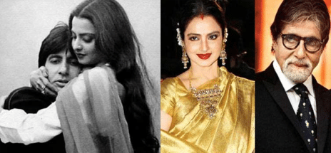 REKHA OPENS UP ABOUT AMITABH BACHCHAN