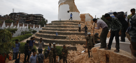5 THINGS TO KNOW ABOUT THE NEPAL EARTHQUAKE