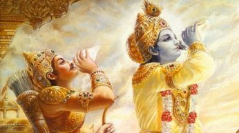 4 LIFE LESSONS FROM THE BHAGAVAD GITA