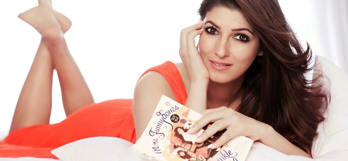 THE PERILS OF BEING TWINKLE KHANNA