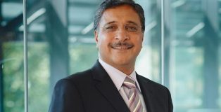 Prof Deep Saini, the Vice Chancellor of the University of Canberra