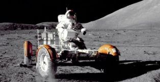 NASA AND OTHERS MAY RETURN TO THE MOON