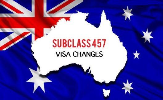 INTRODUCTION OF 457 VISA CHANGES CREATES BACKLASH