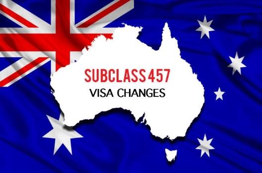 Australian Immigration 457 Visa Changes Creates Backlash