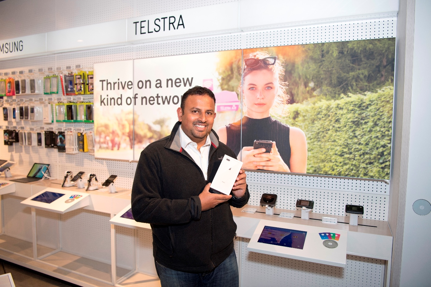 Telstra Launches Iphone 8 And Iphone 8 Plus With Most Generous Data And International Calling