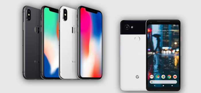 iPhone X, Google Pixel 2, Google Pixel 2 XL Arrive at Telstra