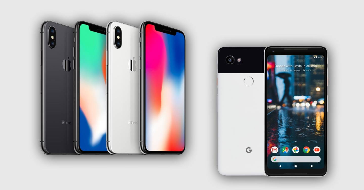 Iphone X, Google Pixel 2, Google Pixel 2 Xl Arrive At Telstra