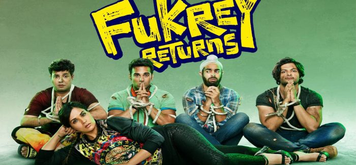 Fukrey Returns Movie Review