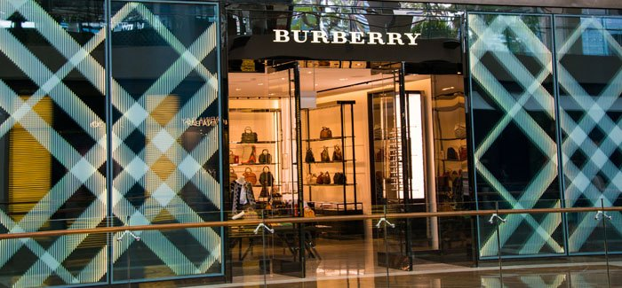 Burberry Ceasing Practice of Burning Unsuccessful Inventory