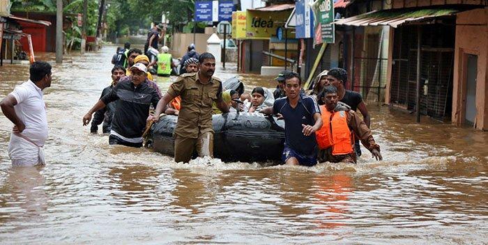 INDIA FLOODING