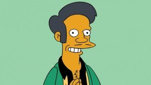 apu being removed from the simpsons