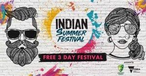 Indian Summer Festival 2018