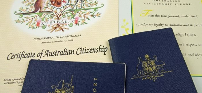 The Proposed Changes in Australian Citizenship Legislation in 2019