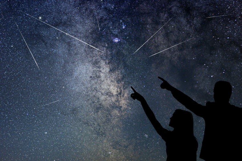 The Celestial Meteor Showers To Look Out For In 2019