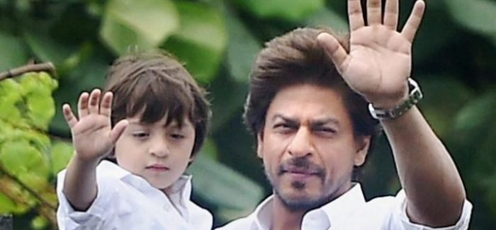 Shah Rukh Khan Gets 'Recycled' Gift From AbRam