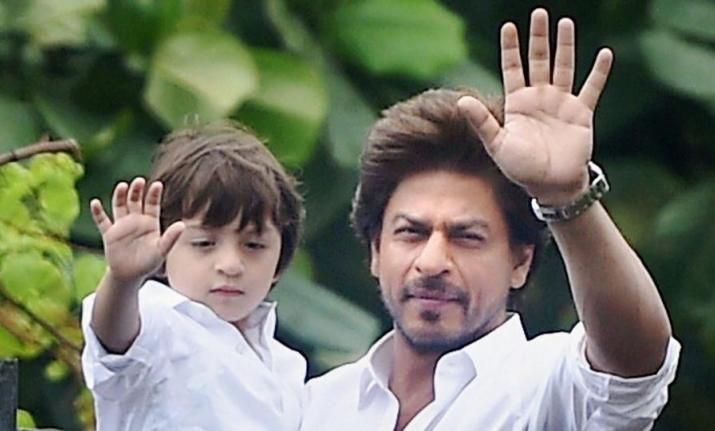 Shah Rukh Khan reveals how son AbRam smartly recycled a Diwali gift