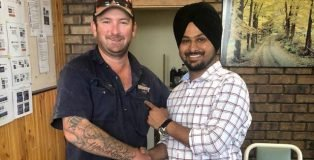 Truck Driver Lashes Out Against Port Augusta Council Candidate