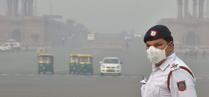 Air Pollution is Rising Drastically in Indian Cities