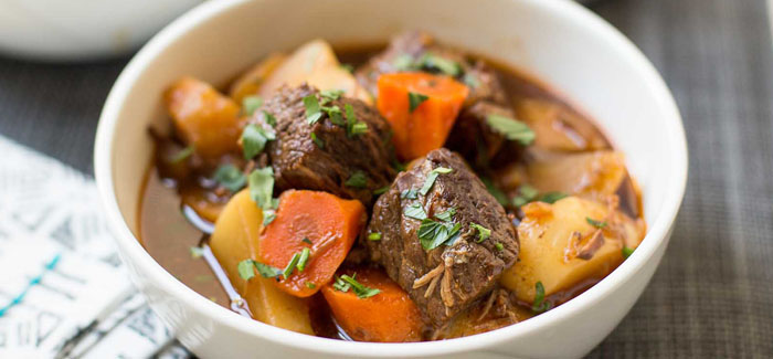 Anglo-Indian Beef Stew