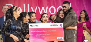 Telstra Bollywood Dance Competition