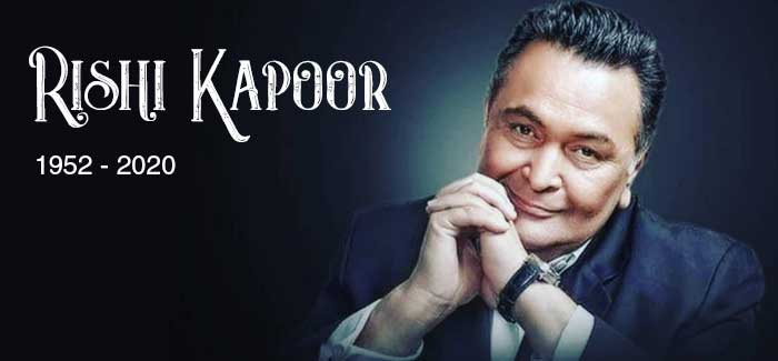 The life, times, and notable achievements of the legend Rishi Kapoor