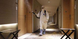 hotel quarantine conditions in Australia