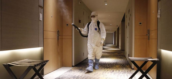 hotel quarantine conditions in Australia