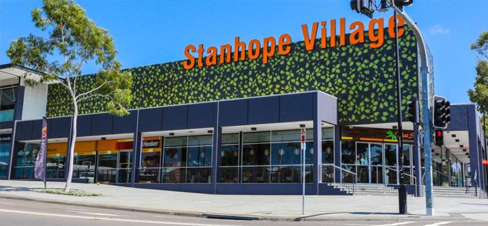 Stanhope Village Shopping Centre